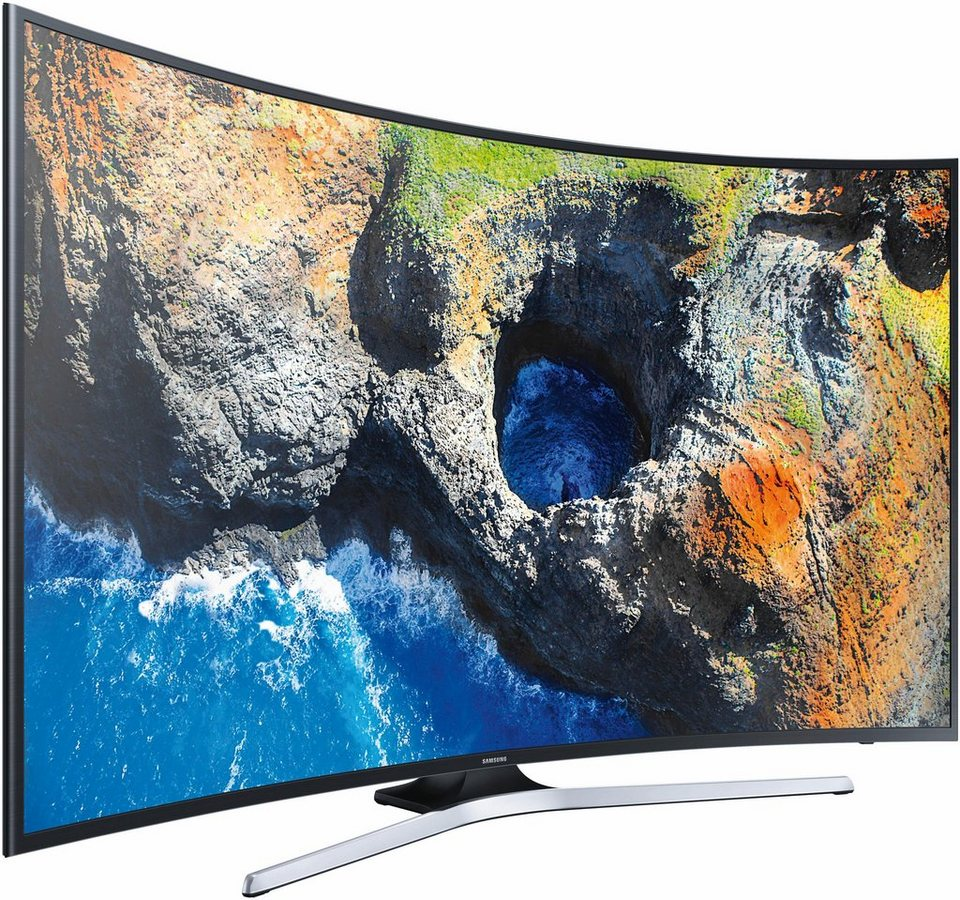 samsung ue55mu6279 curved led fernseher 138 cm 55 zoll 2160p 4k ultra hd smart tv online. Black Bedroom Furniture Sets. Home Design Ideas