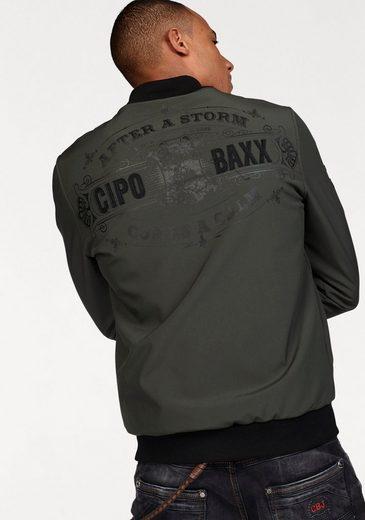 Cipo & Baxx Bomberjacke