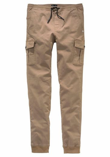John Devin Cargo Pants With Cuffs