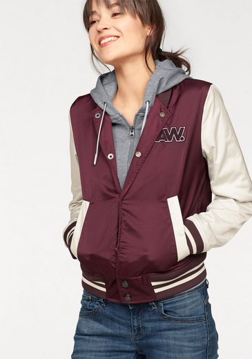 G-Star RAW Collegejacke Zuna, im Baseballjacken-Look