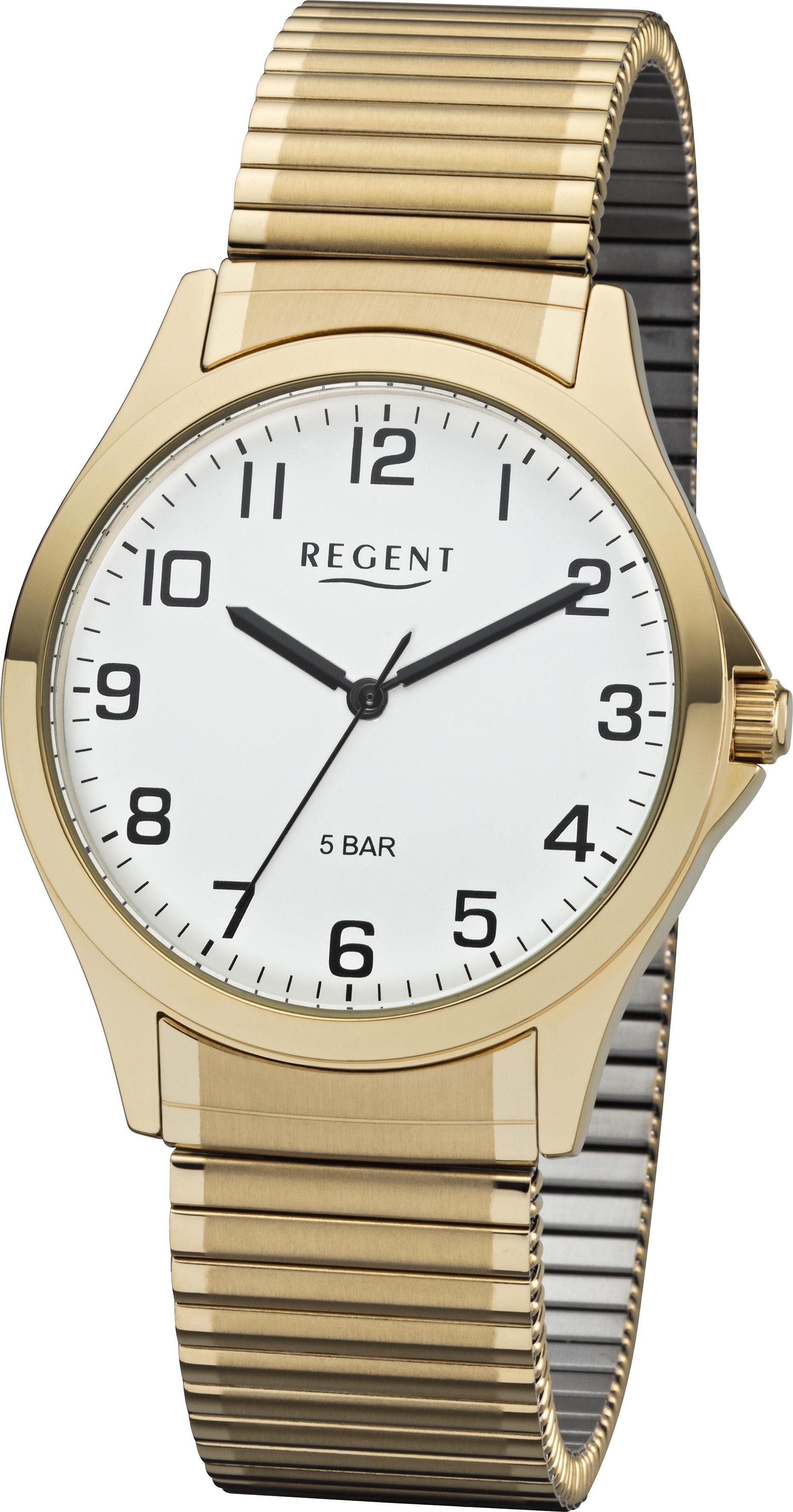 Regent Quarzuhr »11300028«, mit Zugband