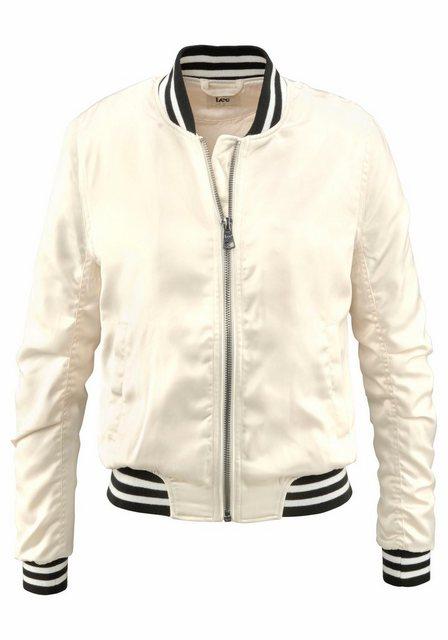 Lee® Bomberjacke femininer & taillierter Schnitt | Bekleidung > Jacken > Bomberjacken | Lee®