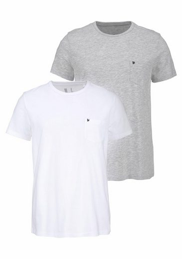 Bruno Banani T-Shirt (Set, 2er-Pack)