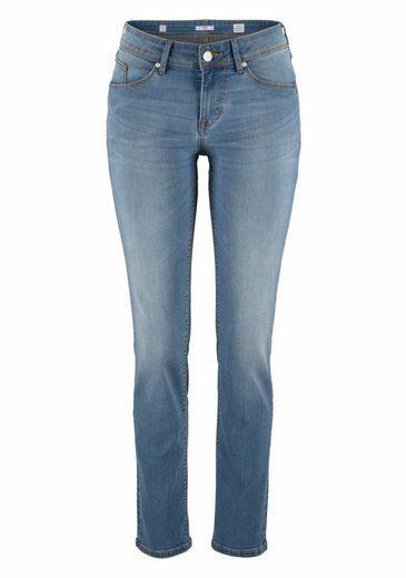 MUSTANG Stretch-Jeans Jasmin Slim, 5-Pocket-Form