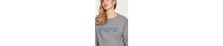 Pepe Jeans Sweatshirt JIMENA, mit Logo-Print