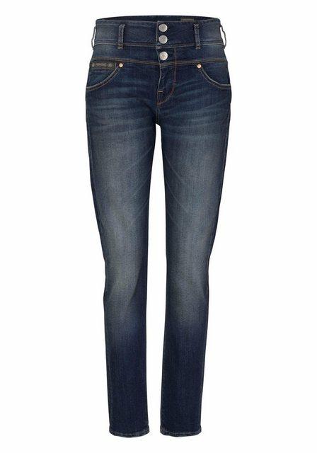Herrlicher Boyfriend-Jeans »RAYA BOY« High Waist | Bekleidung > Jeans > Boyfriend-Jeans | Herrlicher