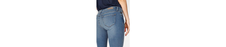 Mavi Jeans Ankle-Jeans SERENA ANKLE, mit Rissen am Saum