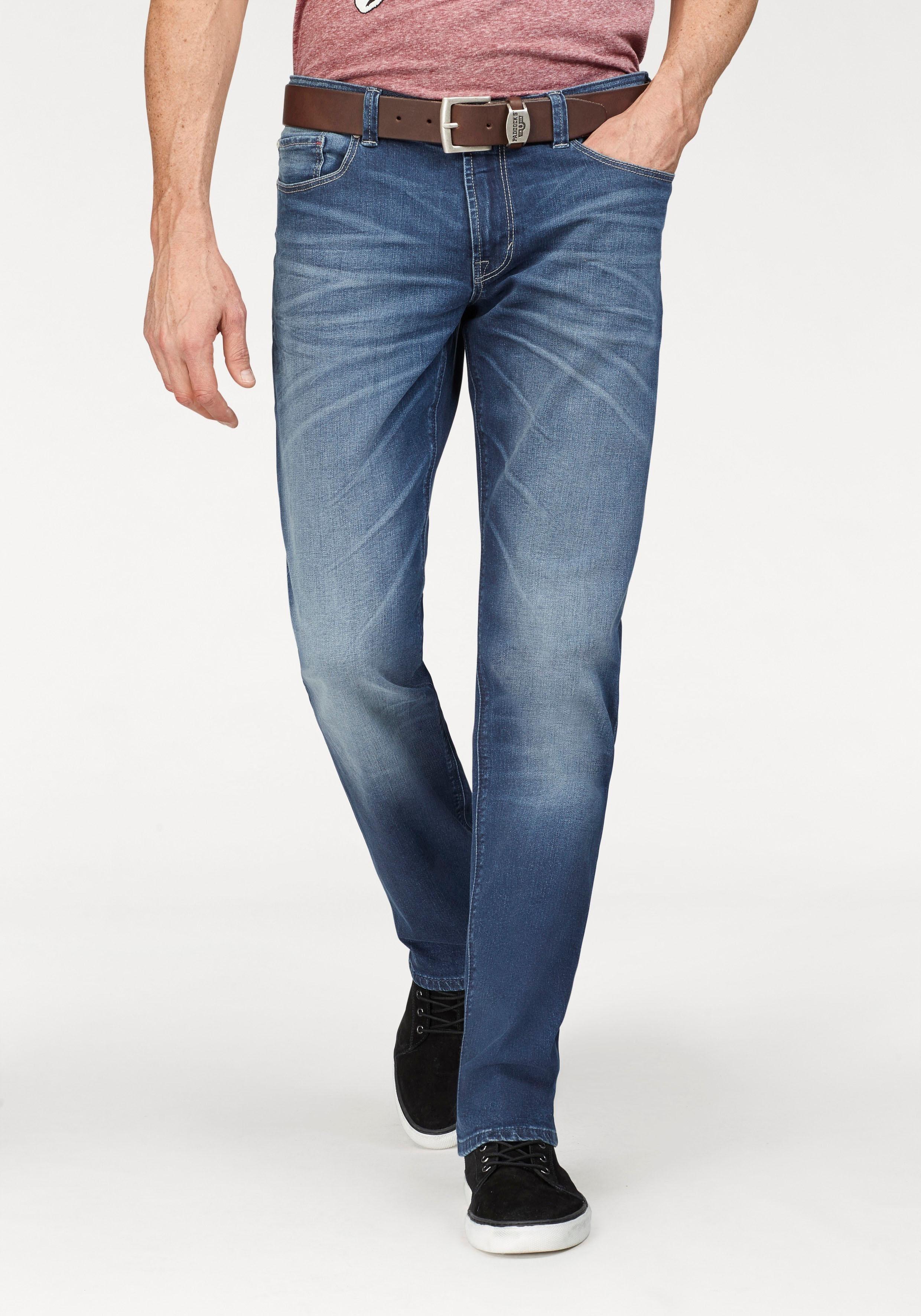 Paddock´s Slim-fit-Jeans »Jason«, blau