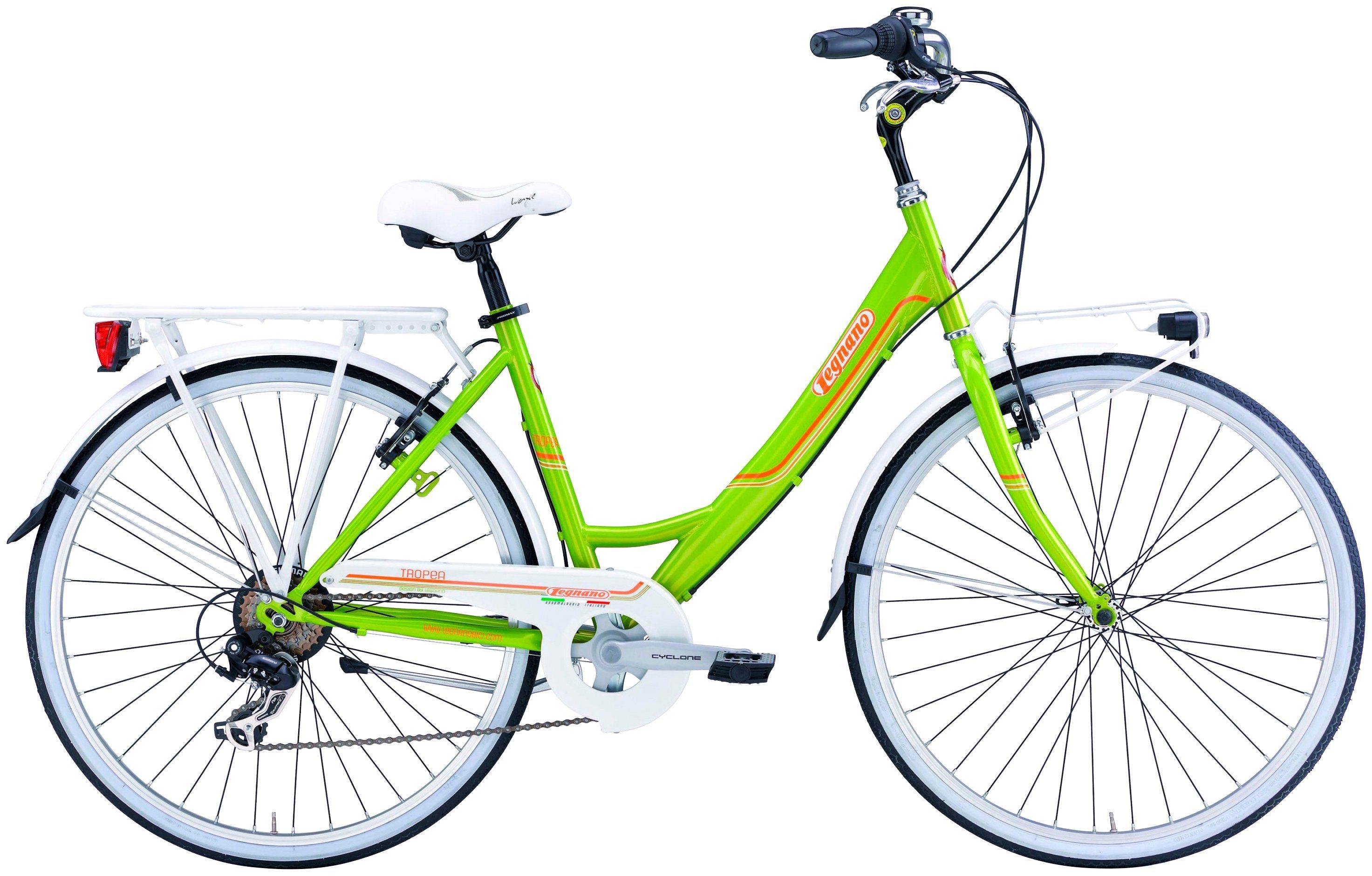 Citybike Damen »Tropea«, 26 Zoll, 6 Gang, Felgenbremse