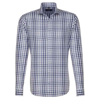 SEIDENSTICKER Businesshemd »Tailored«, Hai-Kragen