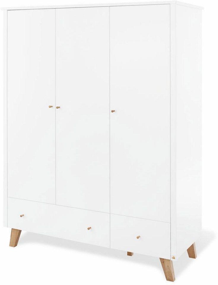 Pinolino Kleiderschrank Pan 3 Turig Kaufen Otto
