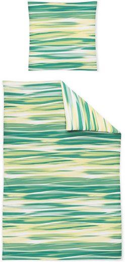 Bettwäsche »Capri 8621«, Irisette, mit Streifen