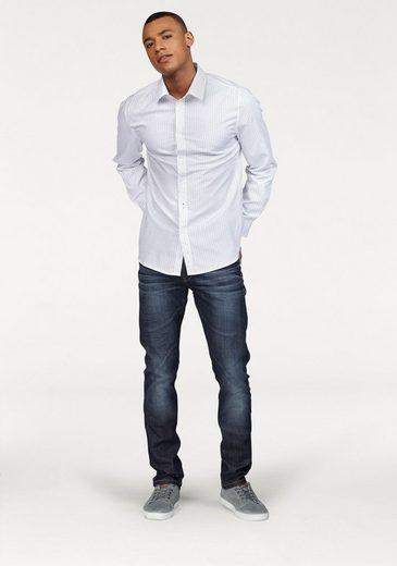 Bruno Banani Hemd, gepunktet