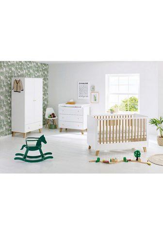 PINOLINO ® Babyzimmer-Komplettset »Pan« (Rinkin...