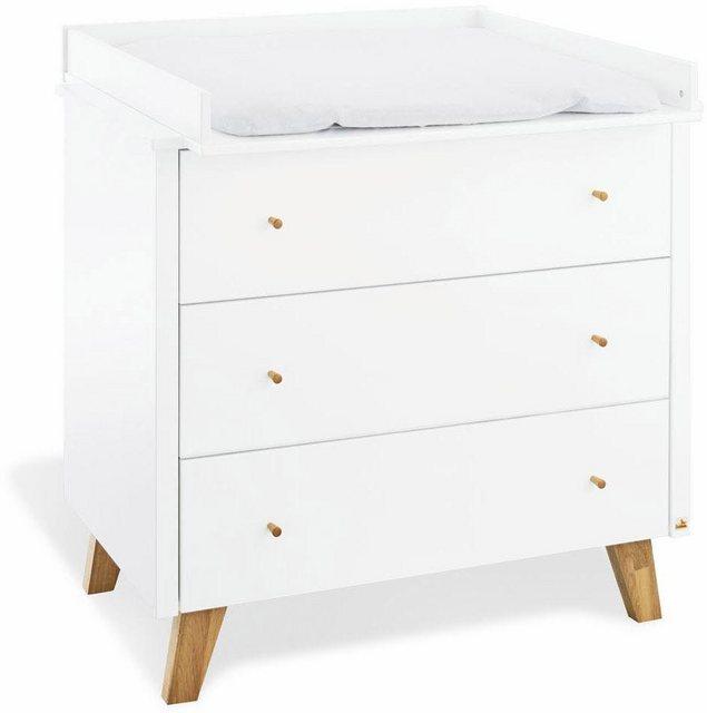 Pinolino Babyzimmer Set (2-tlg) Sparset »Pan« breit | Kinderzimmer > Babymöbel > Komplett-Babyzimmer | Pinolino®