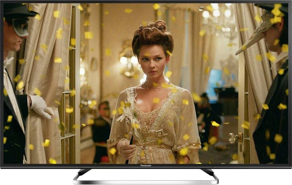 panasonic tx 40esw504 led fernseher 100 cm 40 zoll. Black Bedroom Furniture Sets. Home Design Ideas