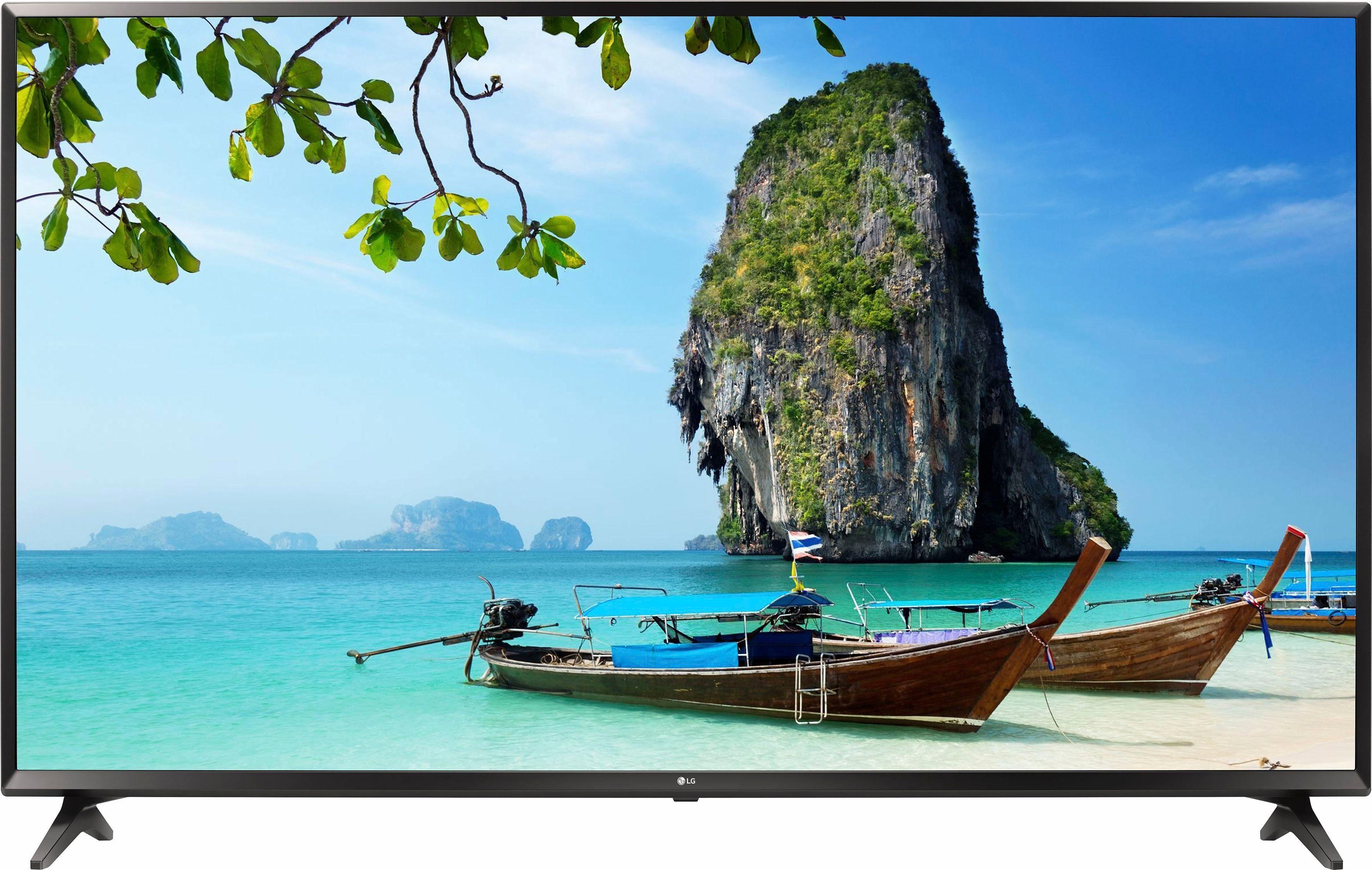 LG 55UJ6309 LED Fernseher (139 cm / 55 Zoll, UHD/4K, Smart-TV)
