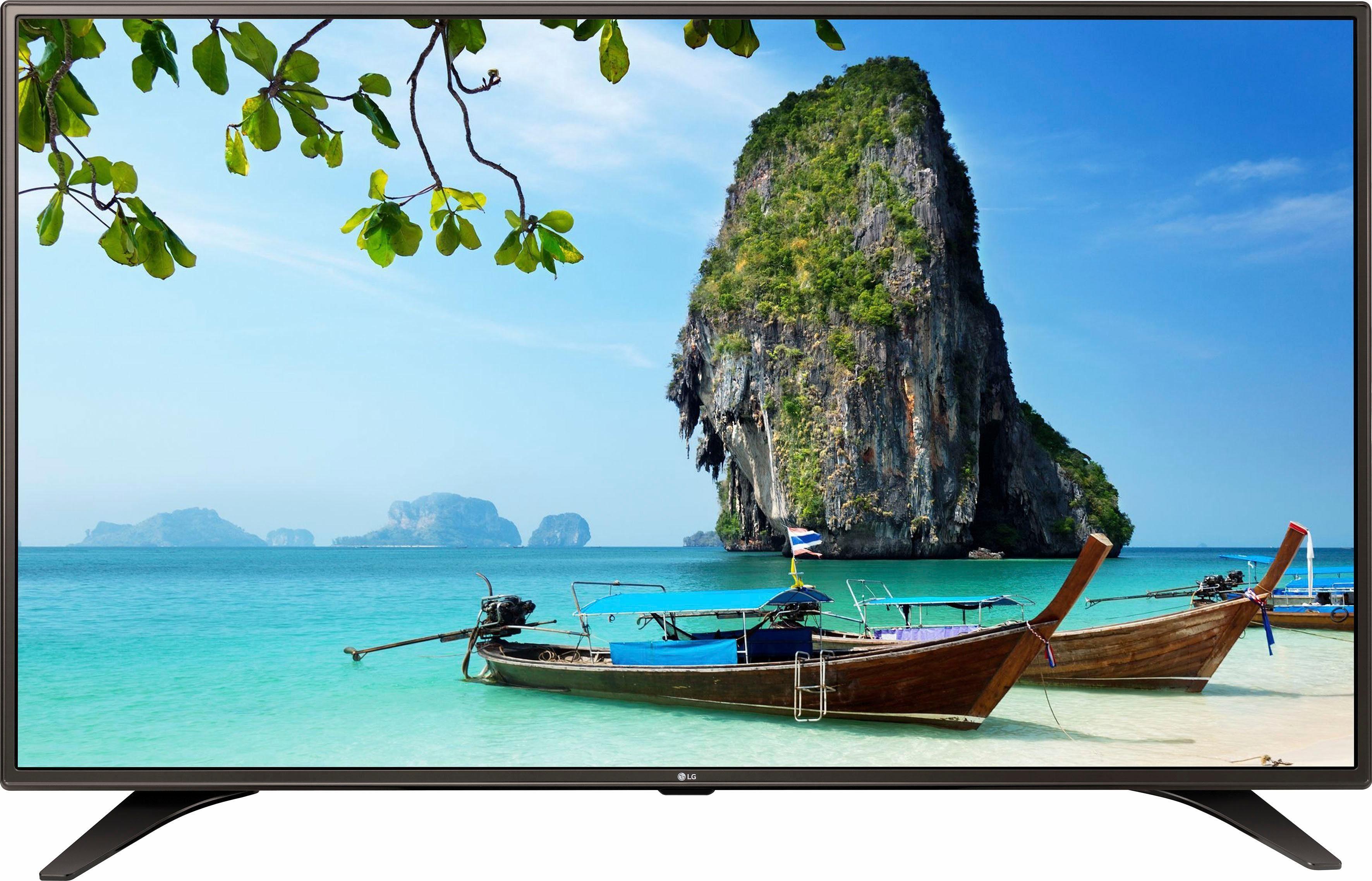 LG 55LJ615V LED Fernseher (139 cm / 55 Zoll, Full HD, Smart-TV)