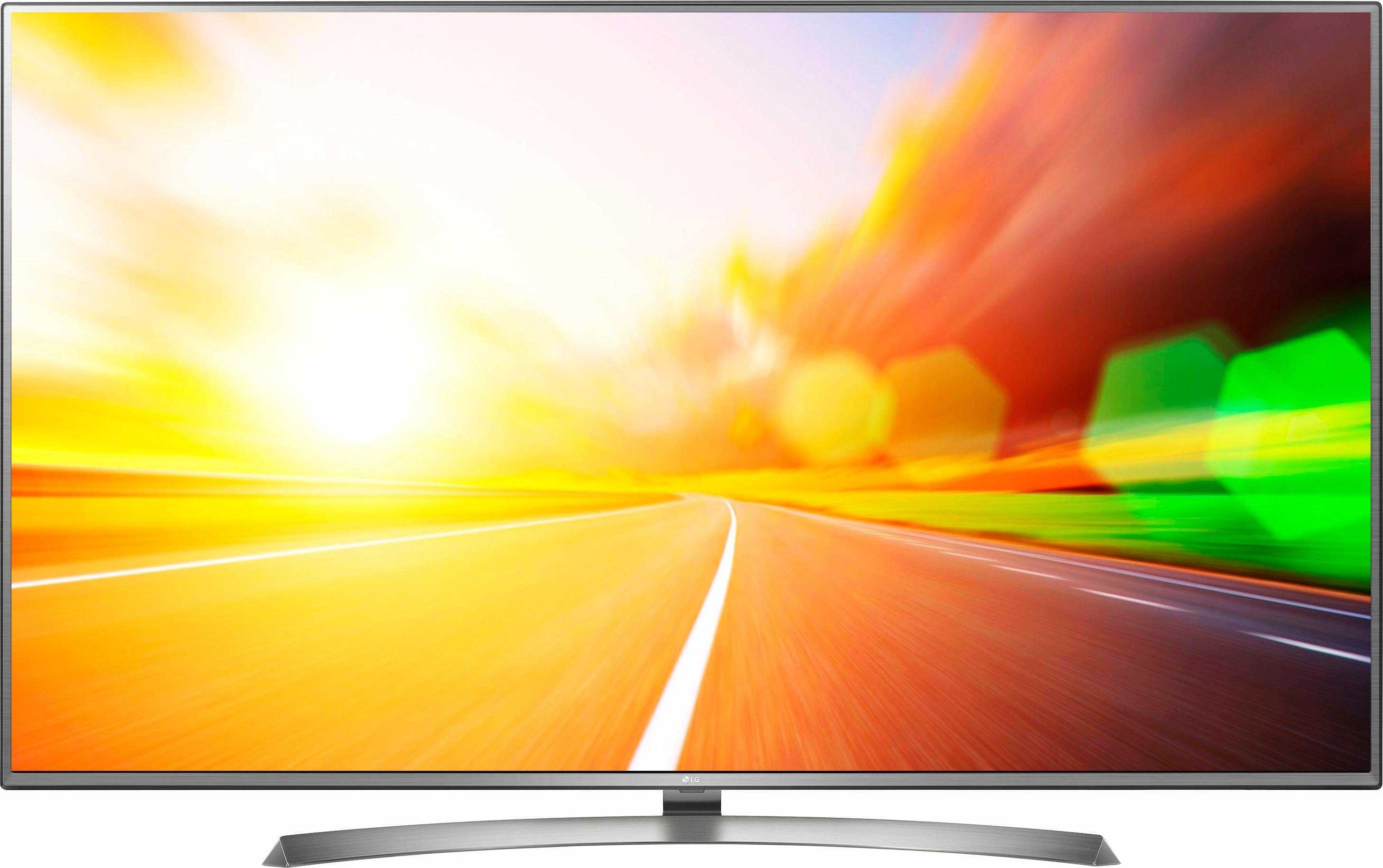 LG 75UJ675V LED Fernseher (189 cm / 75 Zoll, UHD/4K, Smart-TV)