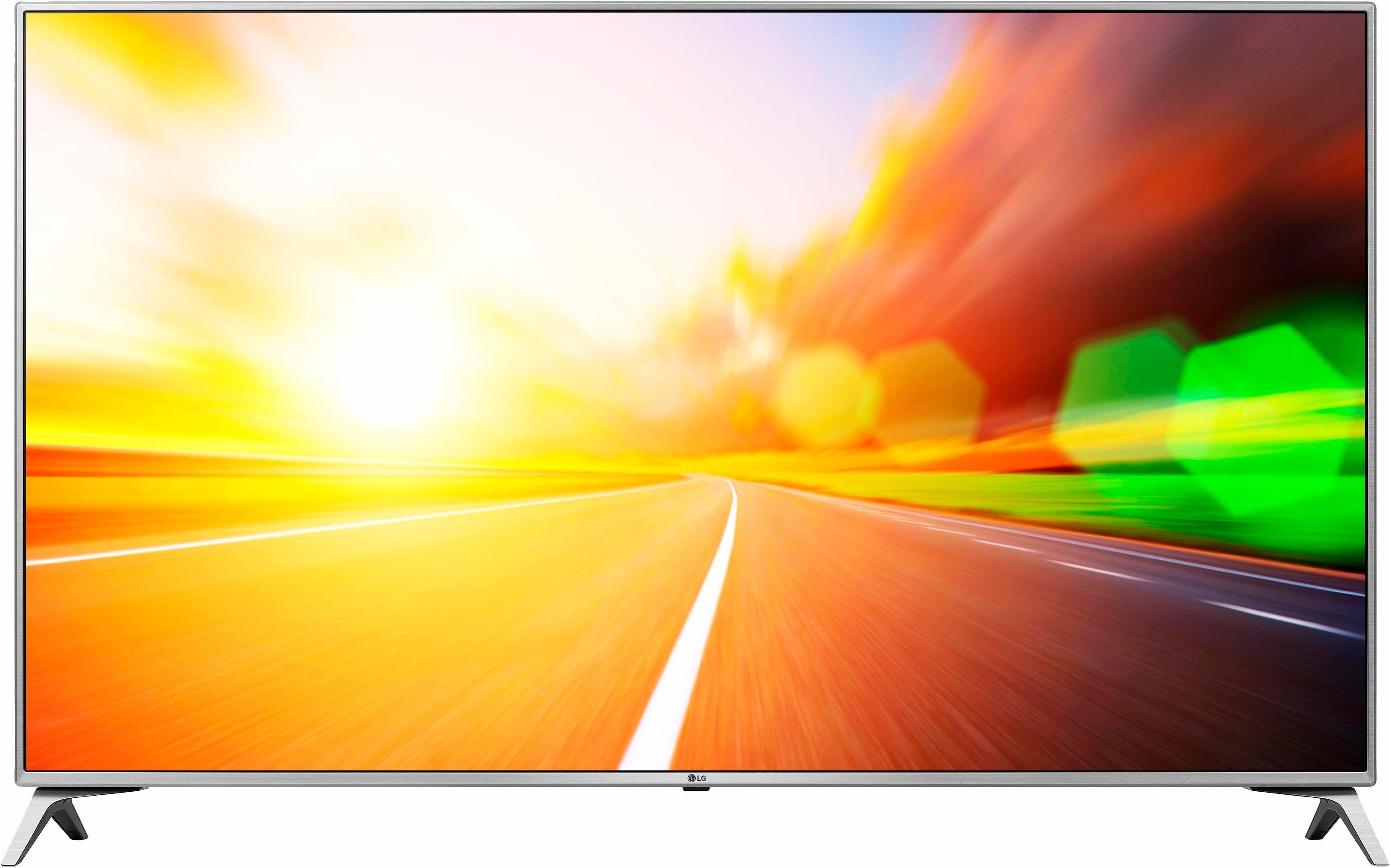 LG 49UJ6519 LED Fernseher (123 cm / 49 Zoll, UHD/4K, Smart-TV)