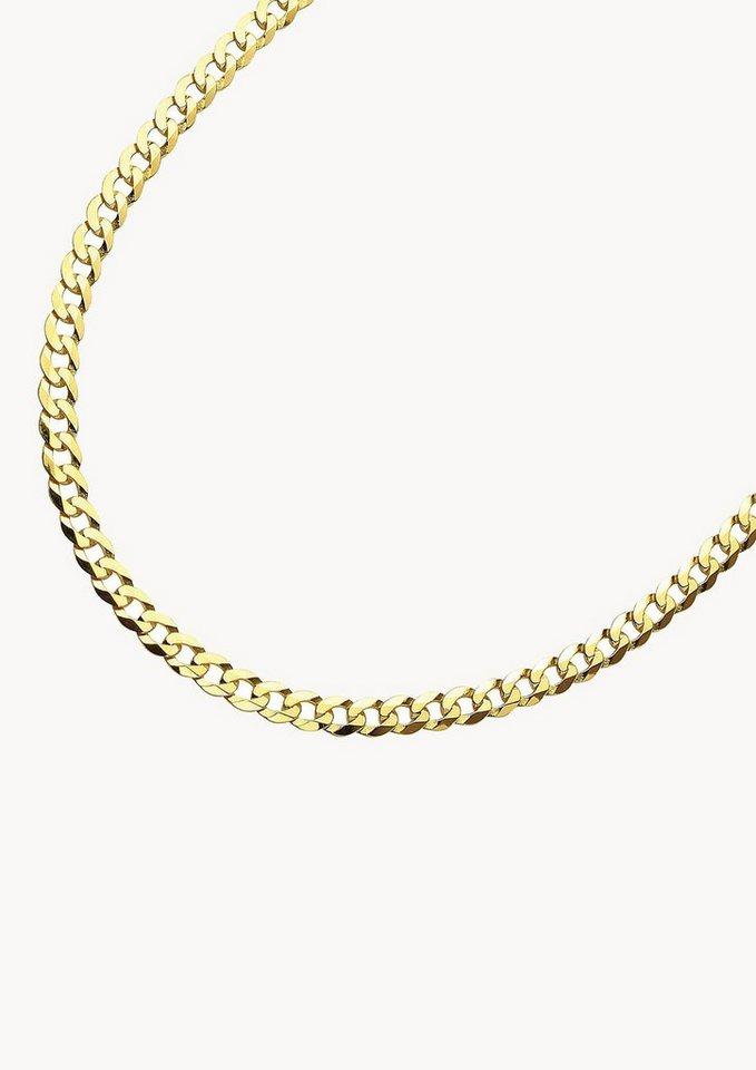 firetti Halsschmuck: Halskette in Panzerkettengliederung, 6-fach diamantiert Was ist die ric in Gold 585