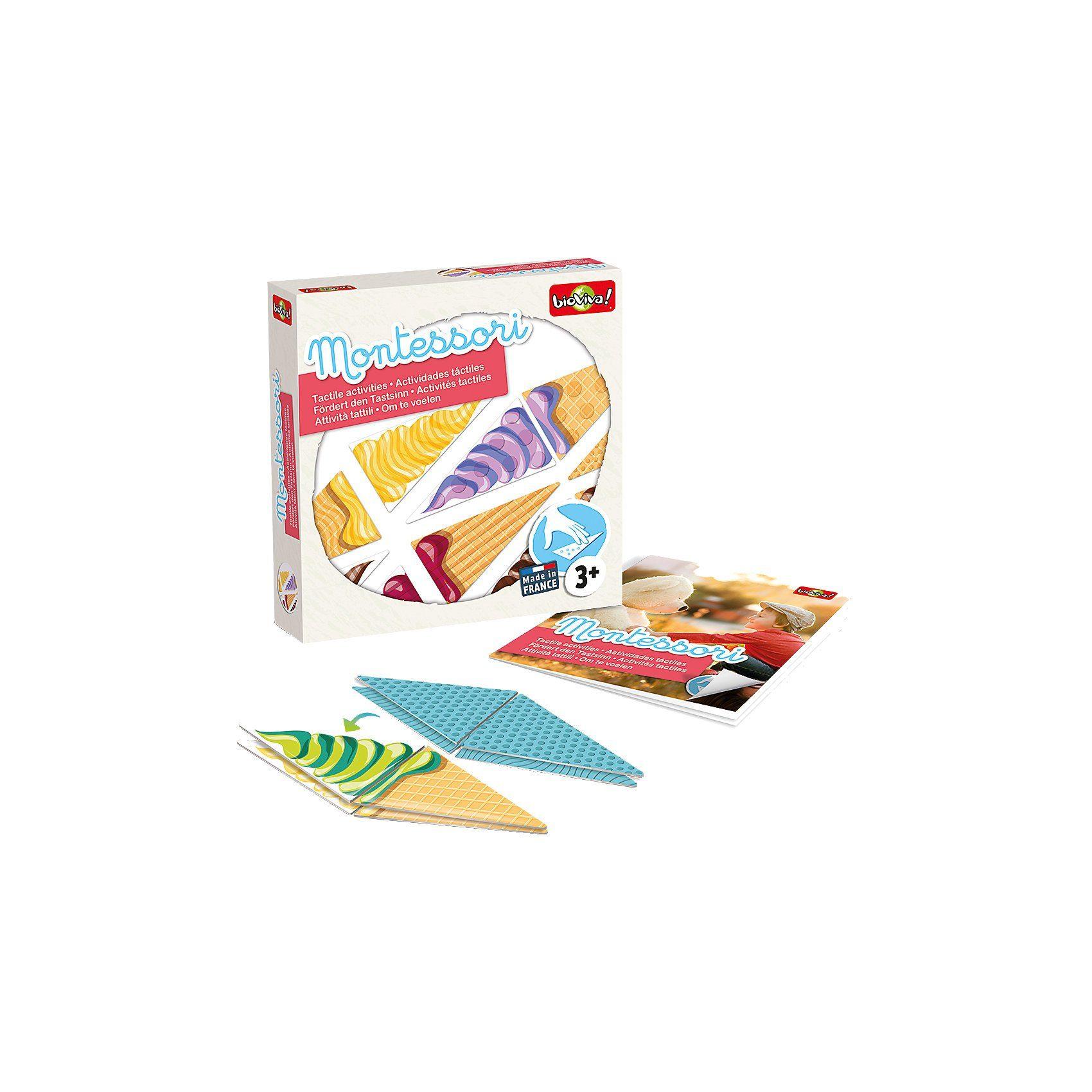 Bioviva Montessori - Tastsinn