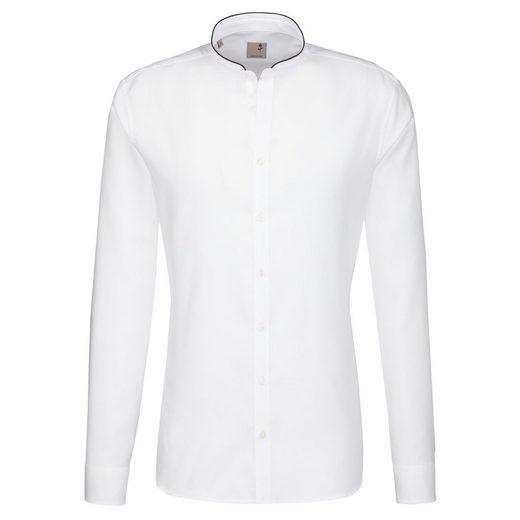 seidensticker Businesshemd Tailored, Stehbund-Kragen