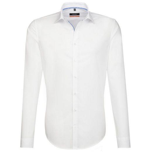 Seidensticker Business Shirt Slim, Kent-collar