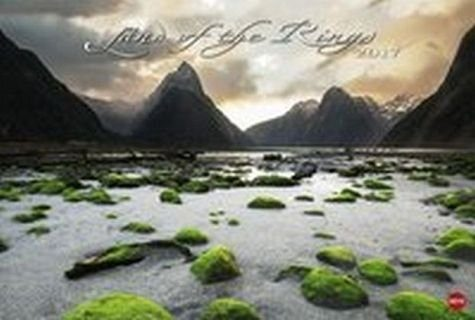 Kalender »Land of the Rings - Neuseeland Edition 2017«