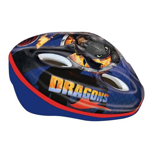 Dragons Fahrradhelm 52-56