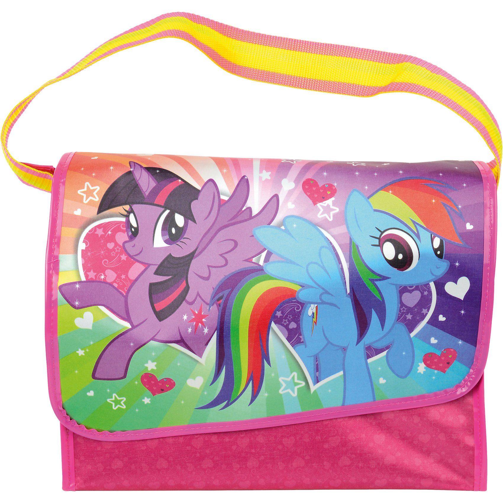 Empeak My Little Pony Umhängetasche mit Styling-Set