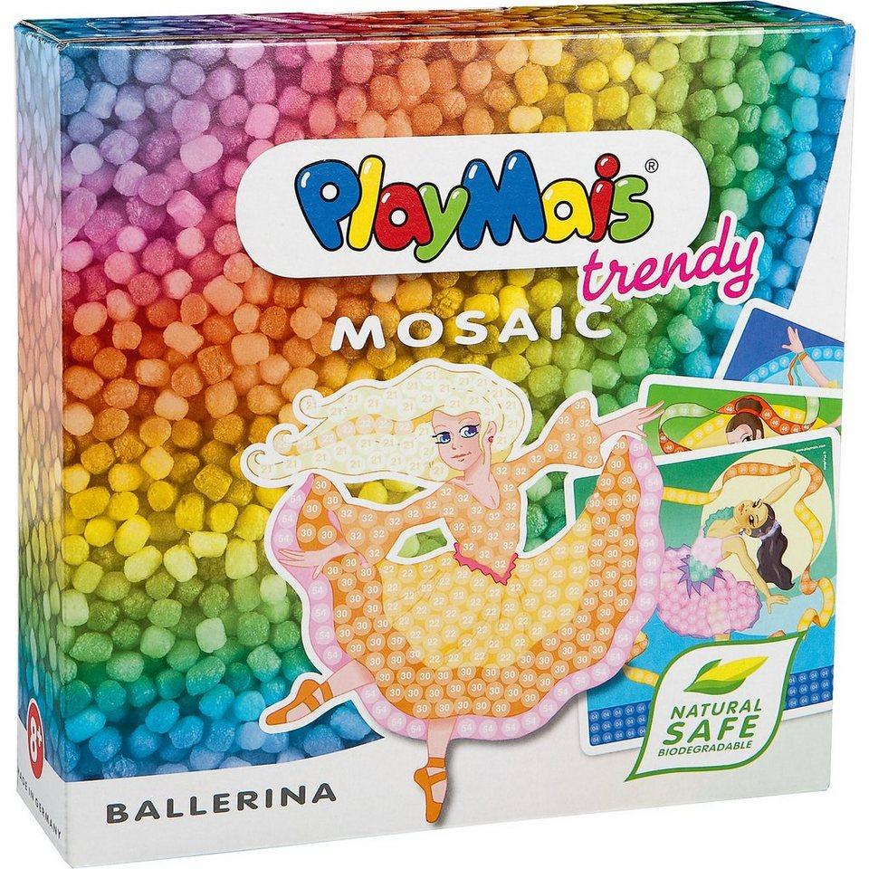 PlayMais TRENDY MOSAIC Ballerina, 3.000 Maisbausteine online kaufen