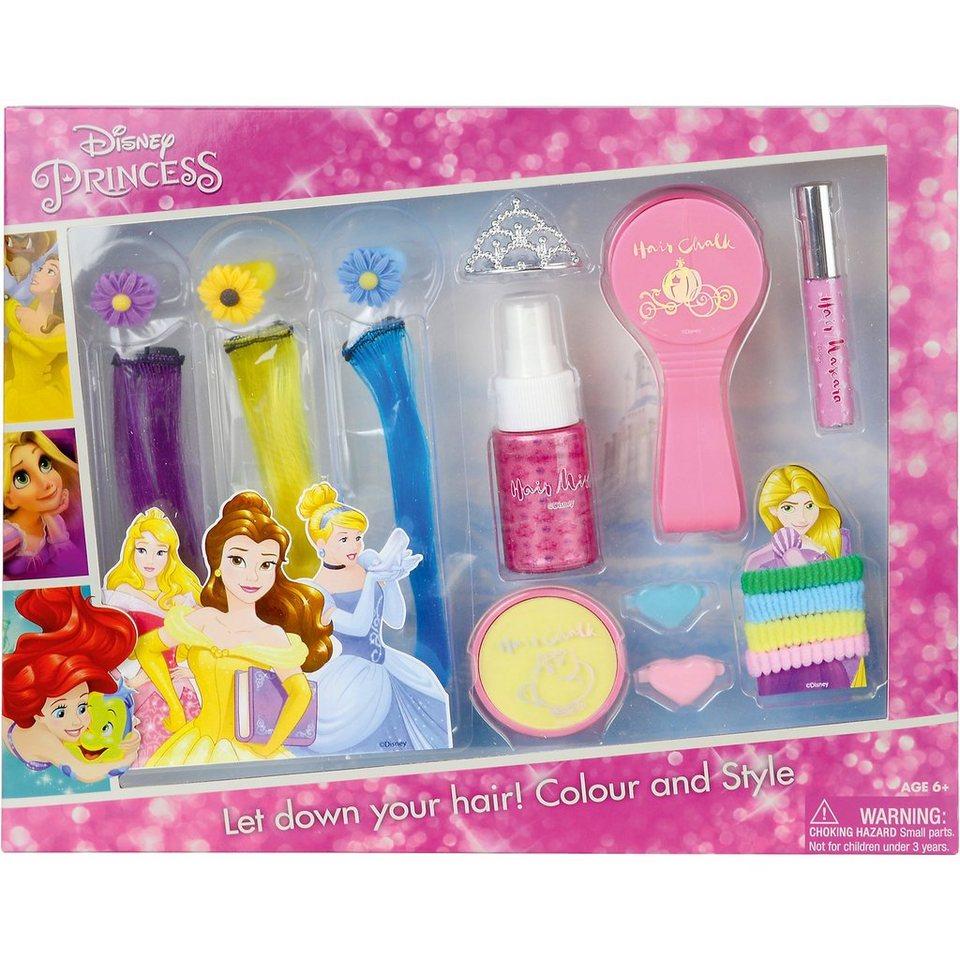 Empeak Disney Princess Haarfärbe- und Styling-Set   OTTO