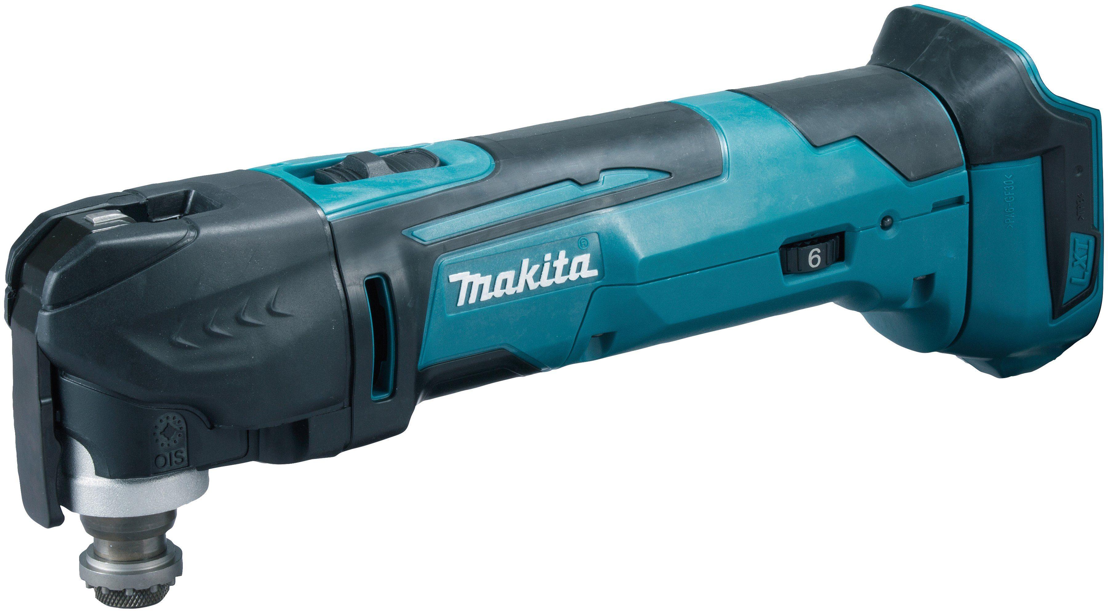 MAKITA Akku-Multifunktionswerkzeug »DTM41Y1JX3«, 14,4 V, inkl. 40-tgl. Werkzeug-Box