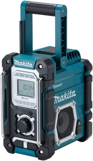 MAKITA Baustellenradio »DMR108«, ohne Akku und Ladegerät