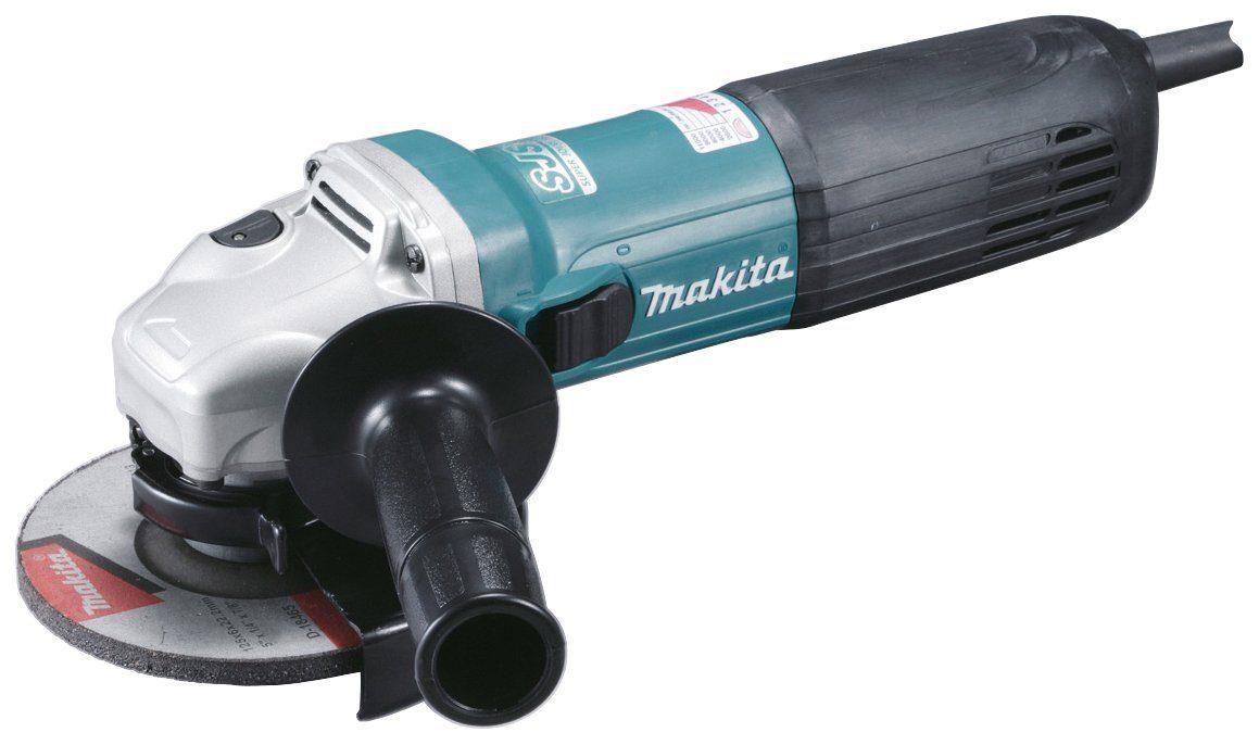 MAKITA Winkelschleifer »GA5040CF01«, 125 mm, 1400 W