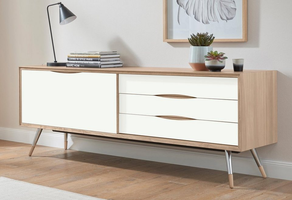 sideboard breite 200 cm great hochglanz with sideboard breite 200 cm sideboard in kirschbaum. Black Bedroom Furniture Sets. Home Design Ideas
