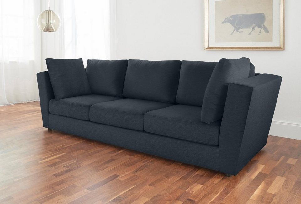 alte gerberei 3 sitzer sofa pristin inklusive armlehnkissen online kaufen otto. Black Bedroom Furniture Sets. Home Design Ideas