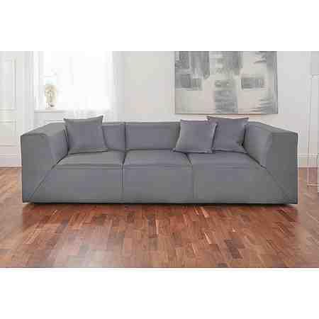 Sofas & Couches: XXL Sofas: Big Sofas