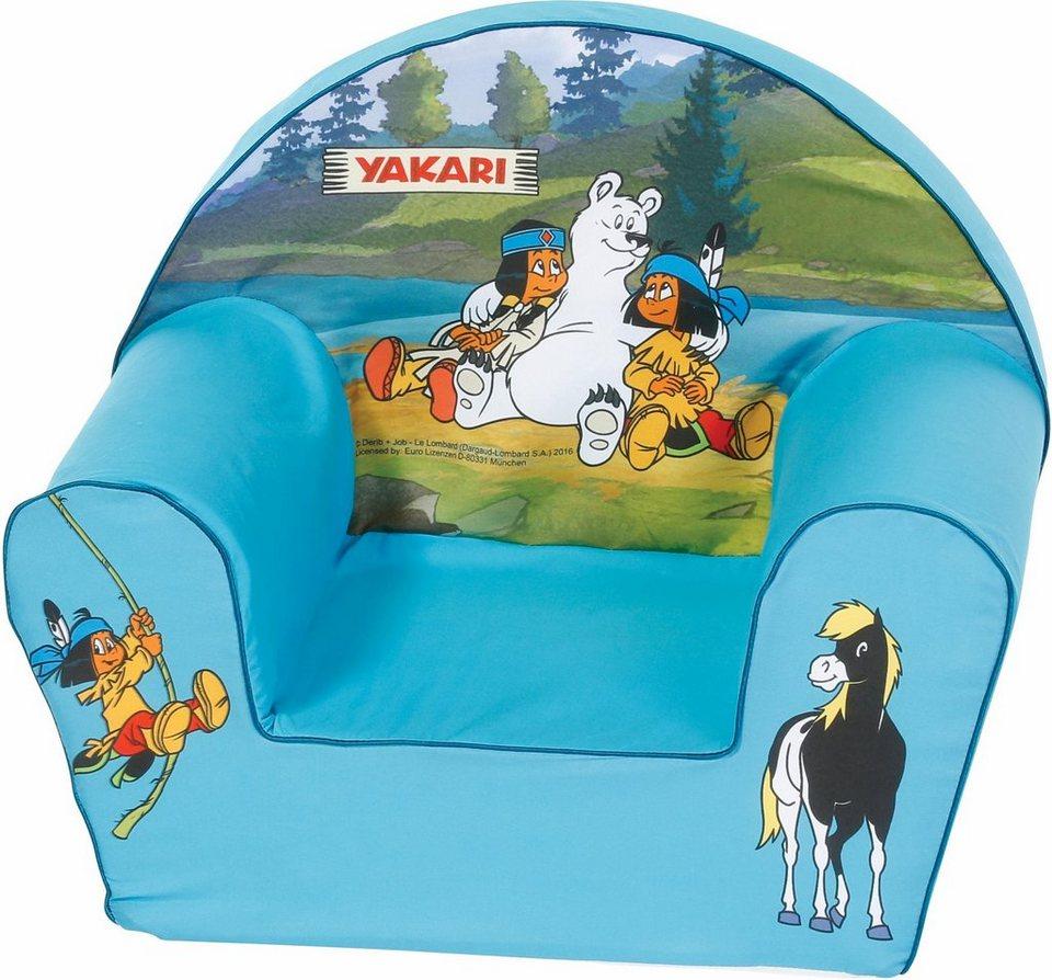 knorr toys kindersessel yakari online kaufen otto. Black Bedroom Furniture Sets. Home Design Ideas