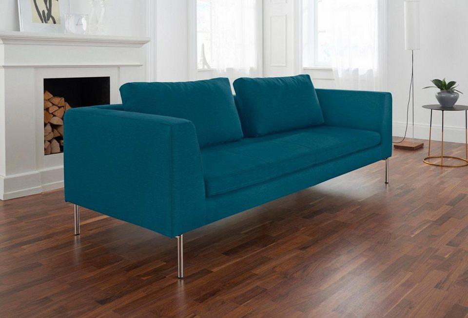Alte Gerberei 3 Sitzer Sofa Ellena inklusive