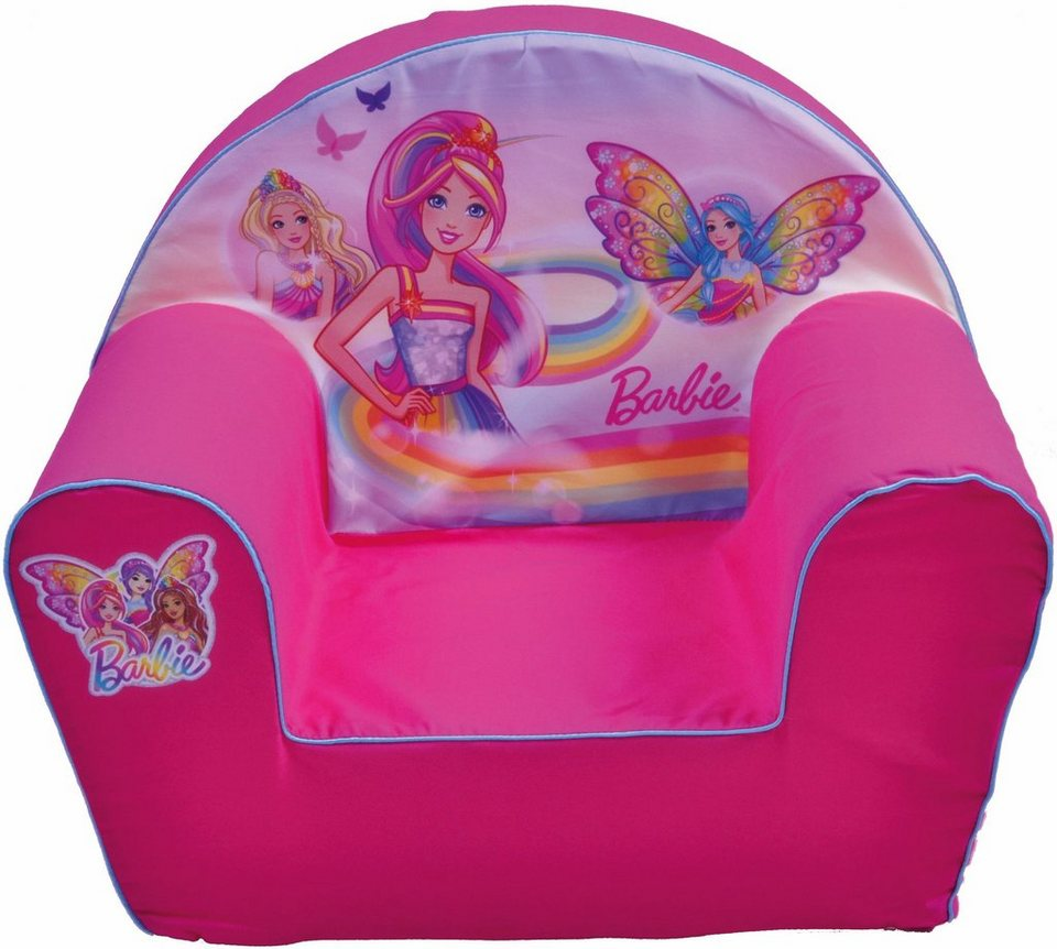 Knorr Toys Kindersessel Barbie Dreamtopia?$formatz$