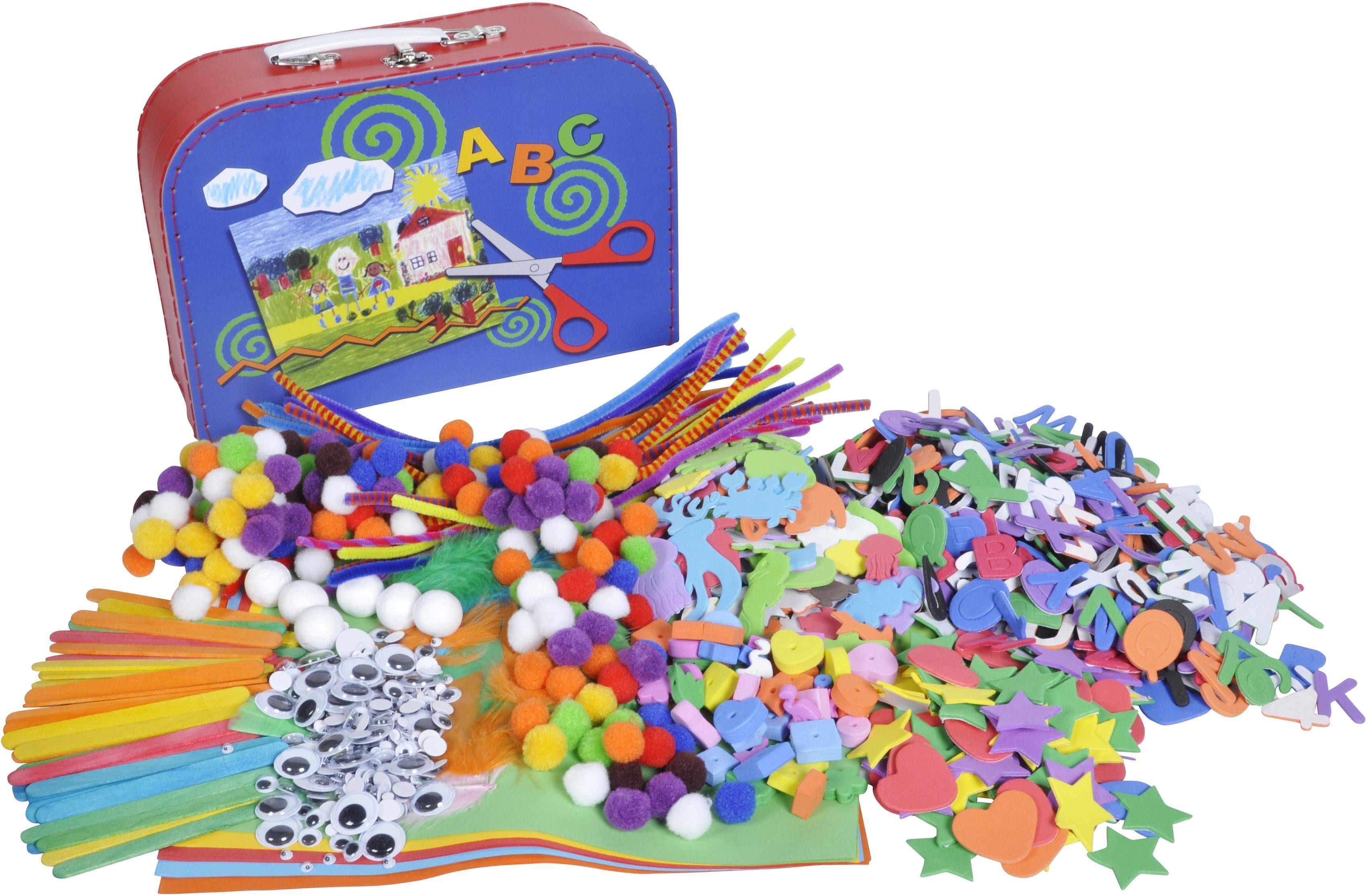 knorr toys Kreativset, »Bastelkoffer groß«