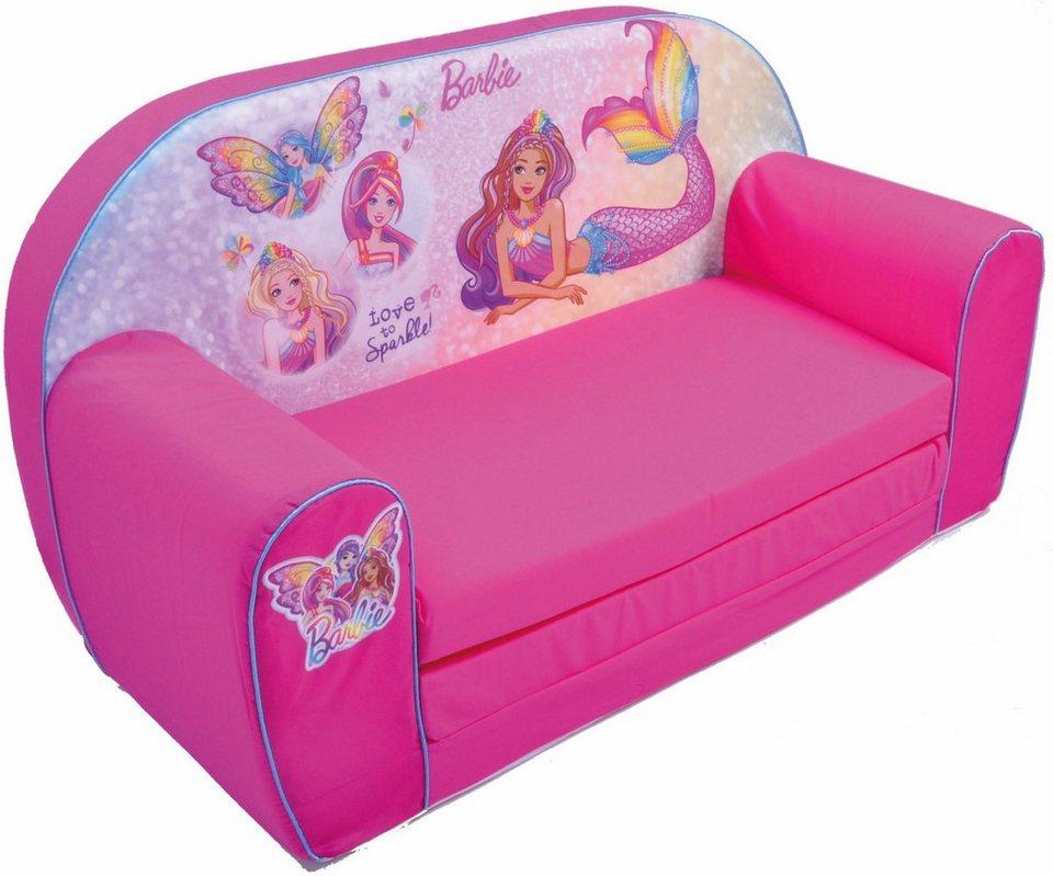 knorr toys kindersofa barbie dreamtopia kaufen otto. Black Bedroom Furniture Sets. Home Design Ideas