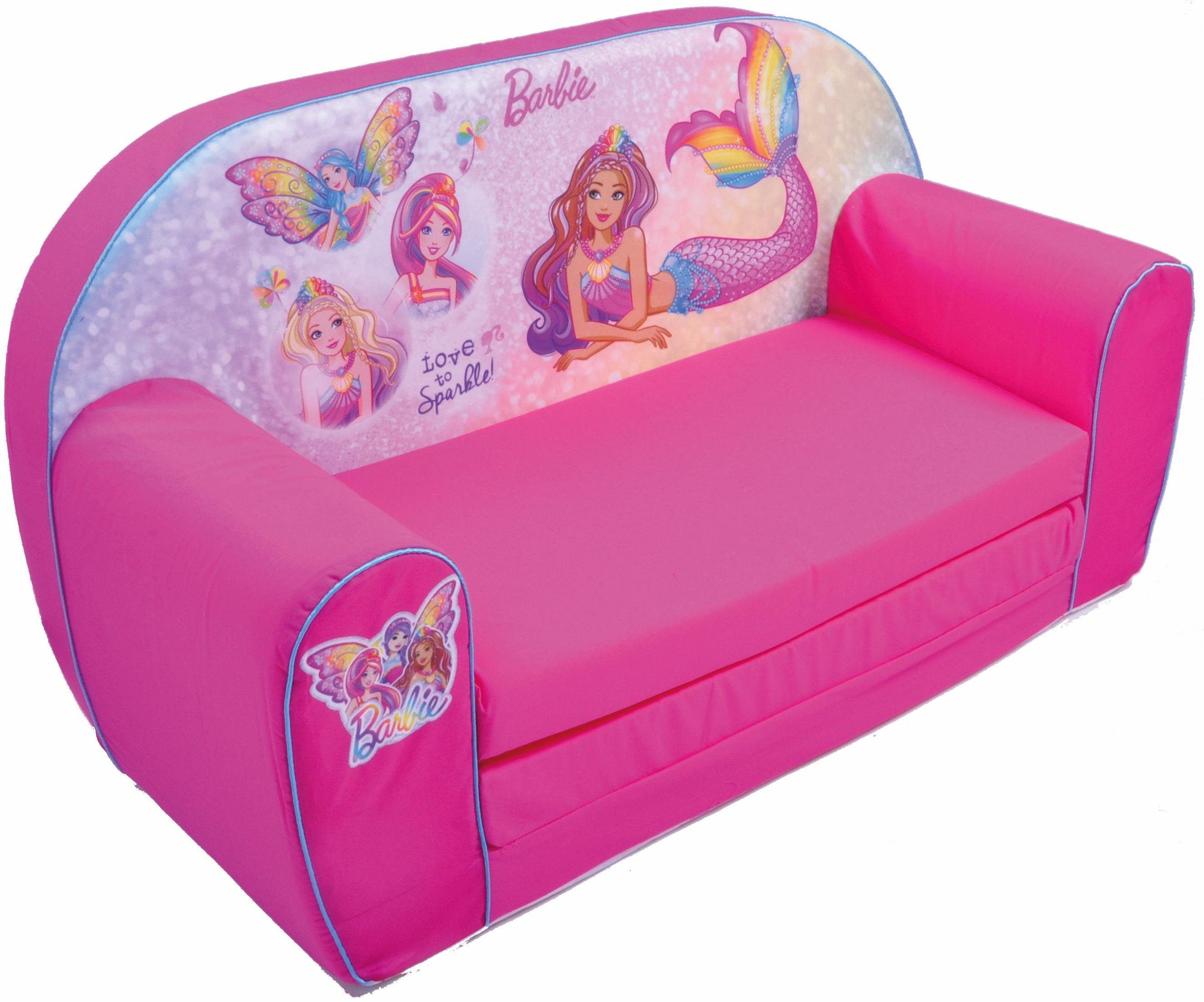 knorr toys Kindersofa, »Barbie Dreamtopia«
