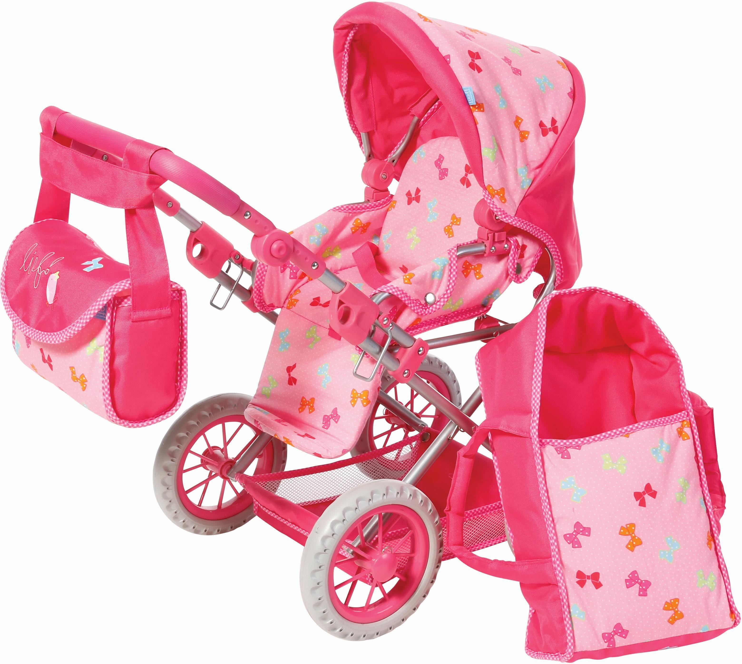 knorr toys Puppenkombiwagen, »Ruby lief! lifestyle«