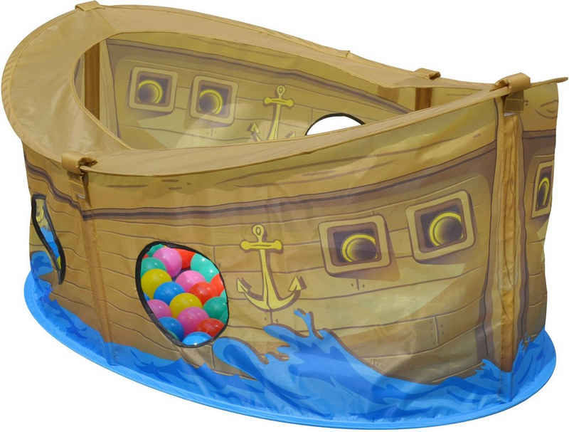 Knorrtoys® Bällebad »Skipper«