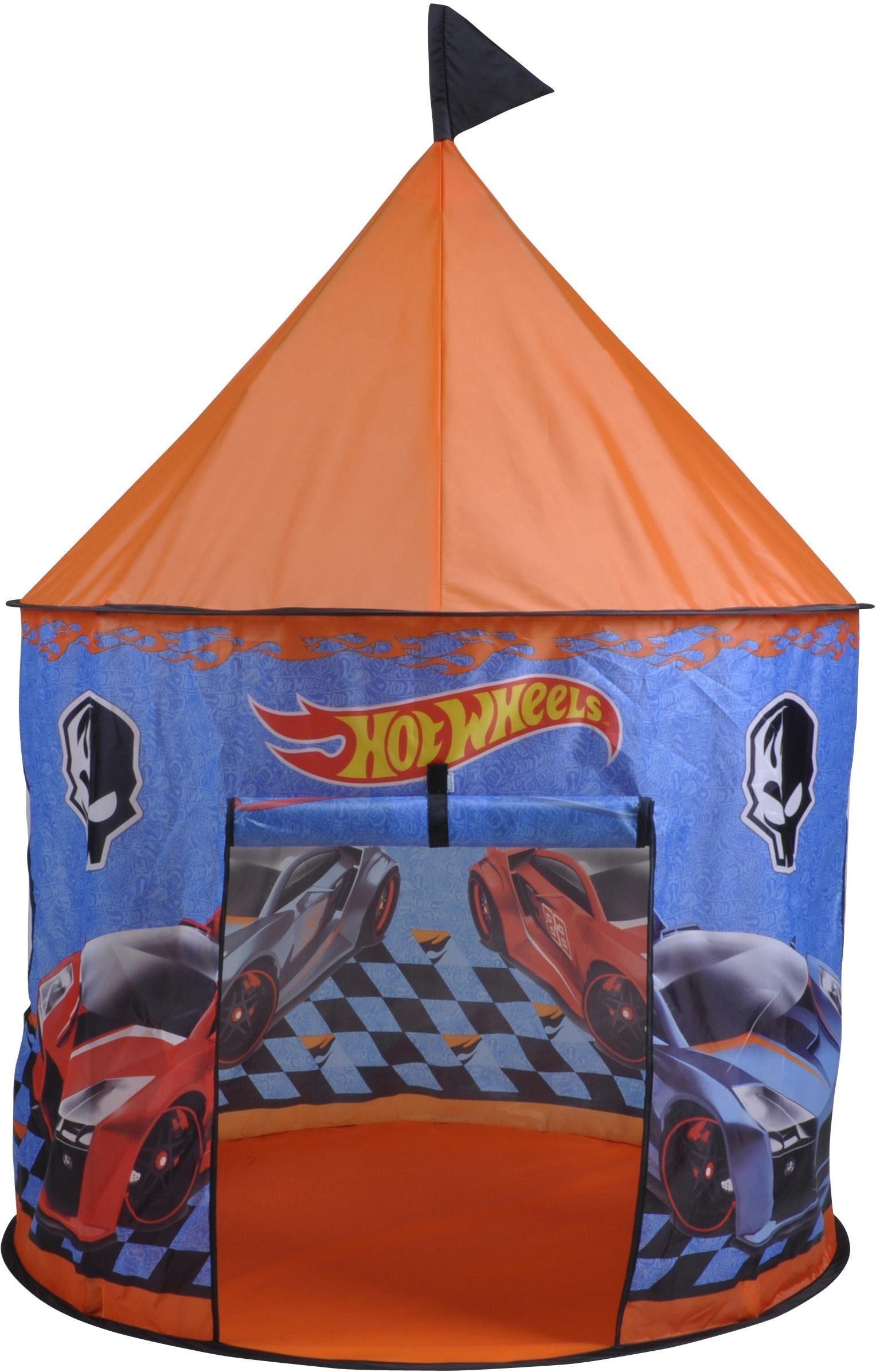 knorr toys Spielzelt, »Hot Wheels®, Rund«