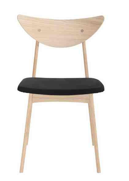 andas Stuhl »chief« mit Leder oder Stoffbezug