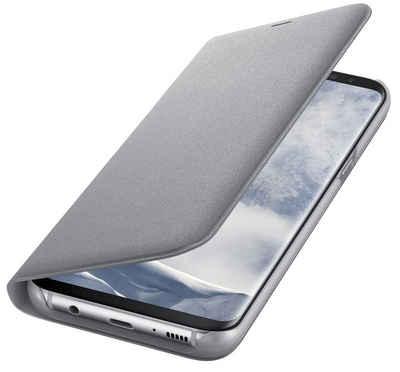 Samsung Handytasche »LED View Cover EF-NG955 für Galaxy S8+« Sale Angebote Briesen